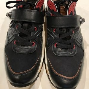 """Coach """"Turnlock"""" sports shoes"""
